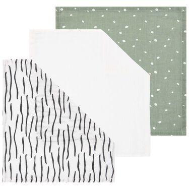 Prénatal hydrofiele monddoekjes Zebra -