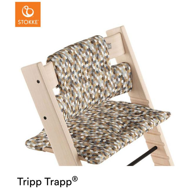 Stokke Tripp Trapp Classic kussenset - Light Yellow Brown