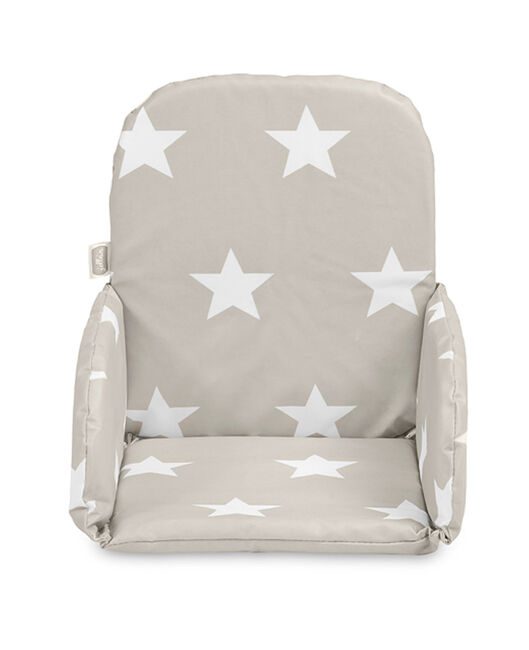 Jollein stoelverkleiner Little Star - Sandbrown