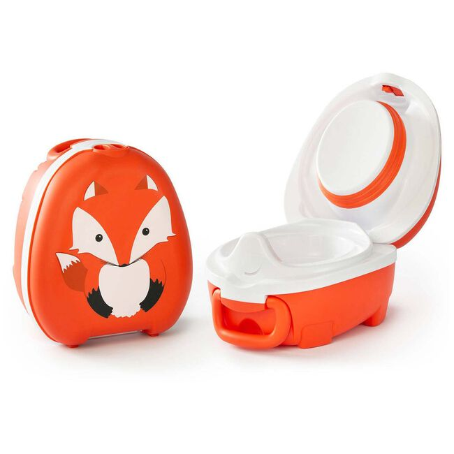Jippie's My Carry Potty - Darkred