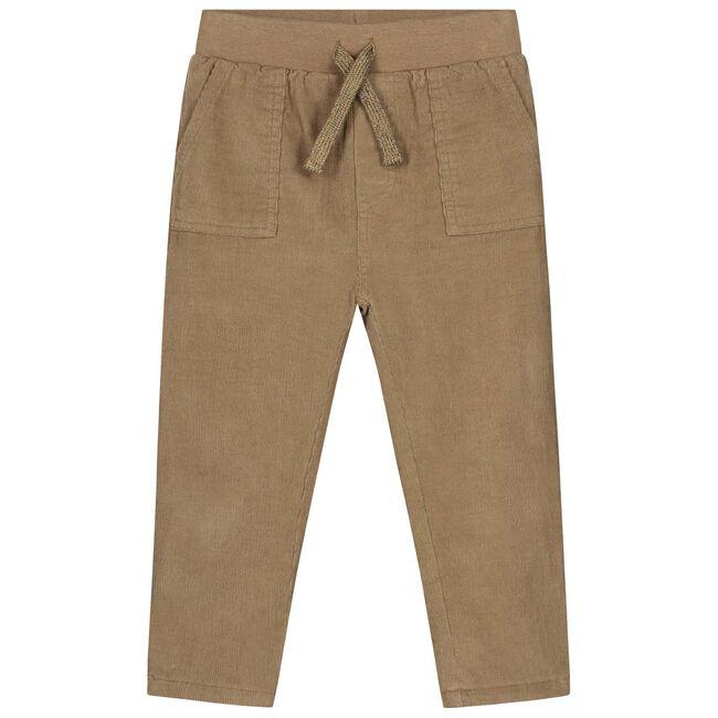 Prénatal baby jongens broek - Light Taupe Brown
