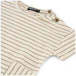 Sweet Petit peuter jongens t-shirt Senna - Light Beige Grey