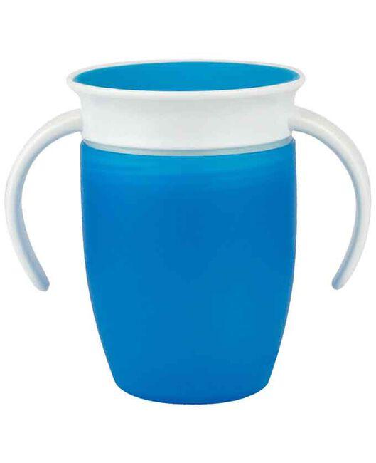 Munchkin drinkbeker miracle 360 blauw 207ml 6+ maanden - Blue