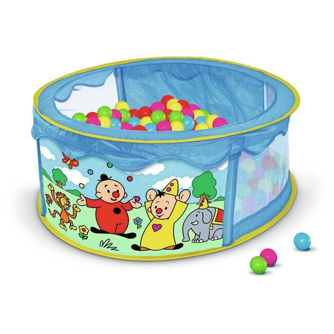 Bumba ballenbad met 50 ballen - Multi