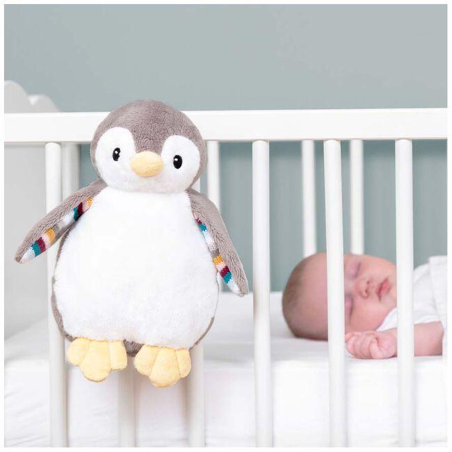 Zazu slaapknuffel met lampje Phoebe - Grey