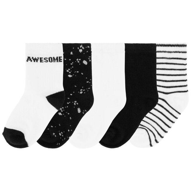 Prénatal jongens sokken - Black