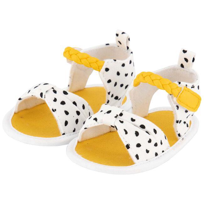 Prénatal meisjes softsole sandalen - White