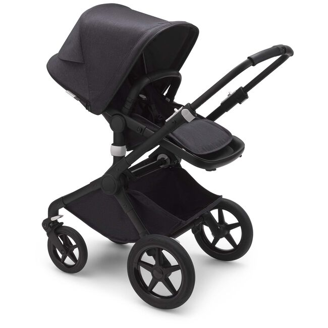 Bugaboo Fox2 Mineral - Black/ Washed Black