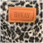 ByKay Click Carrier Classic draagzak furry leopard - Grey