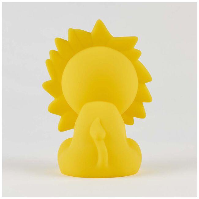 Mr Maria lampje leeuw 13cm - Yellow