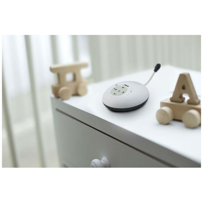Alecto DBX-125 Full Eco DECT-babyfoon - White