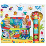Playgro Pop and Drop activity ball gym -