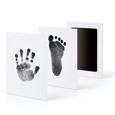Prénatal inktset afdruk hand-voet -