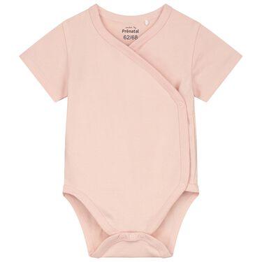 Prénatal romper - Powder Pink