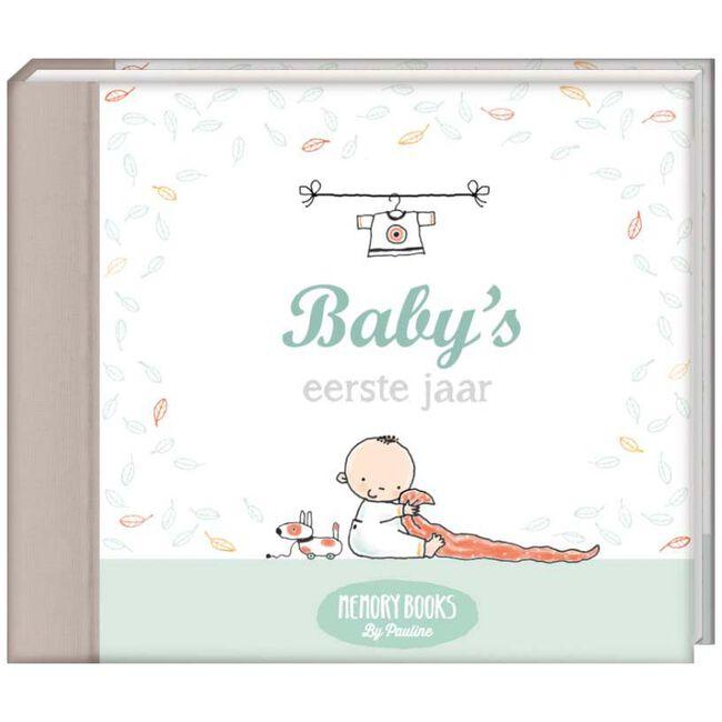 Pauline Oud Memory baby's eerste jaar - Geen Kleurcode