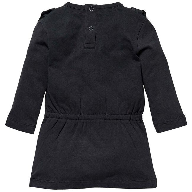 Quapi baby meisjes jurk - Darkgrey