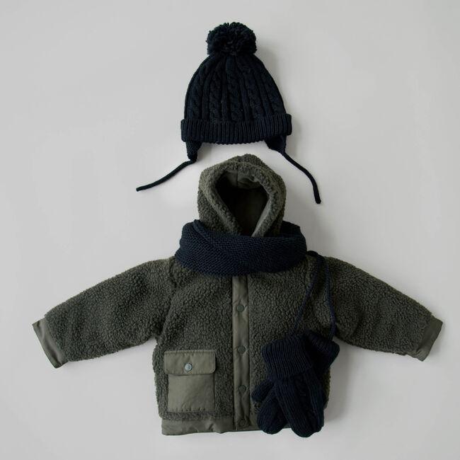 Teddy jas & accessoires -