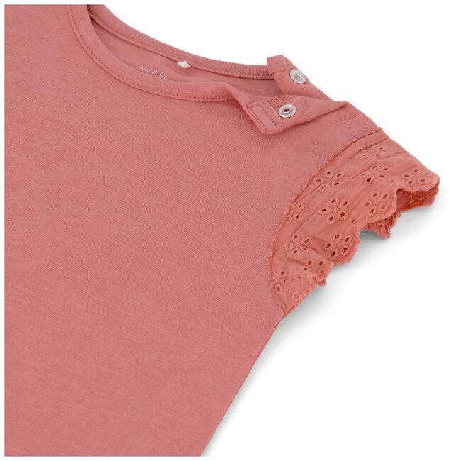 Prénatal peuter T-shirt - Light Brown Red