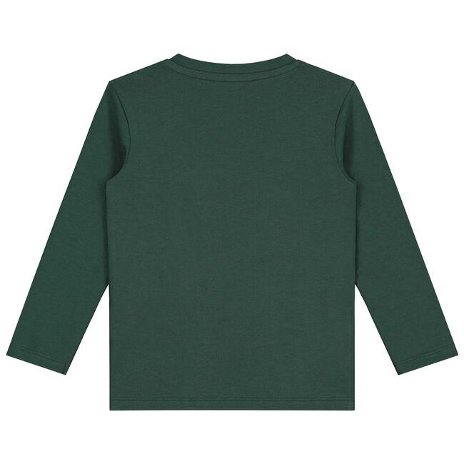 Prénatal baby jongens t-shirt - Seagreen