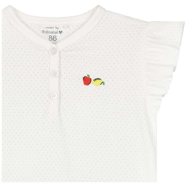Prénatal peuter T-shirt - Ivoor Wit