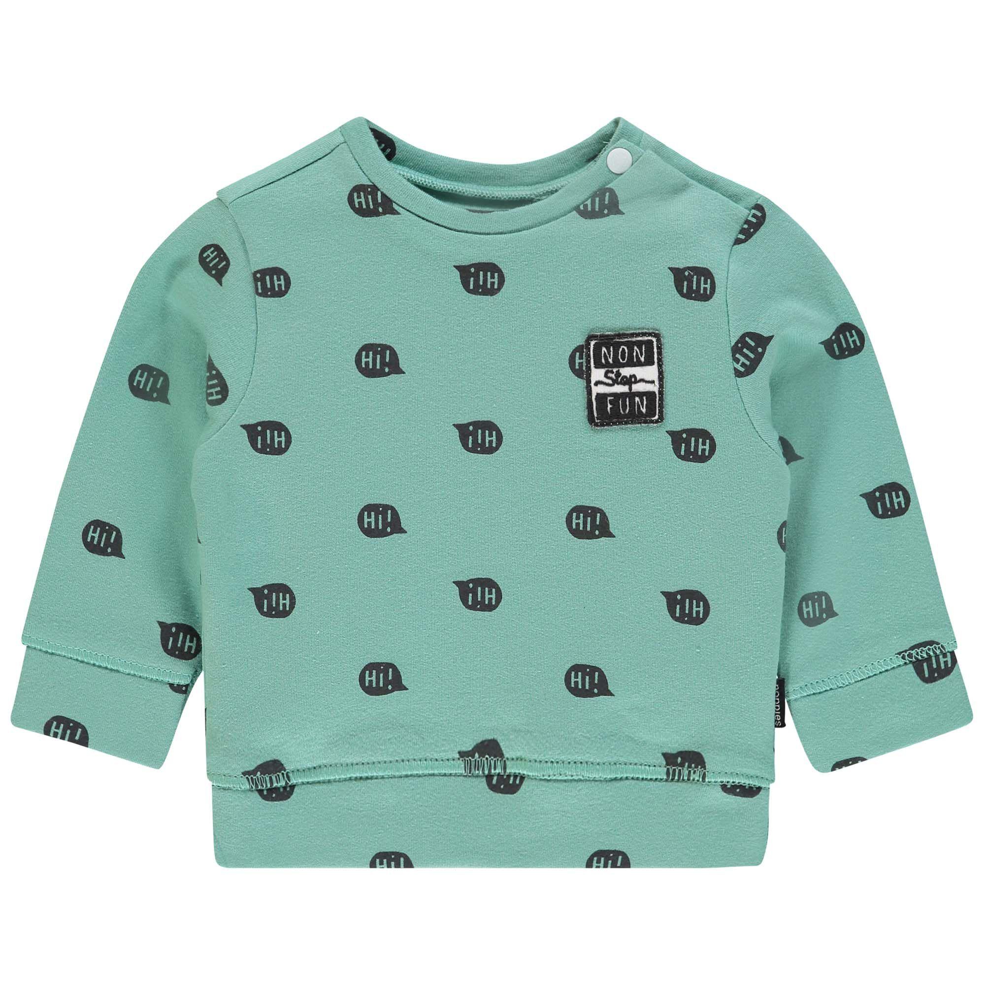 Noppies baby jongens sweater