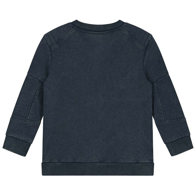 Prénatal peuter jongens vest - Dark Blue