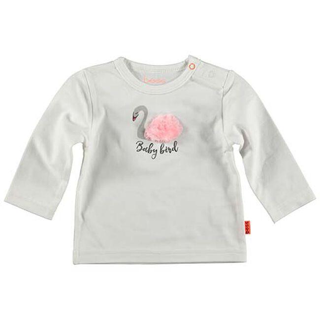 Bess peuter meisjes T-shirt - White