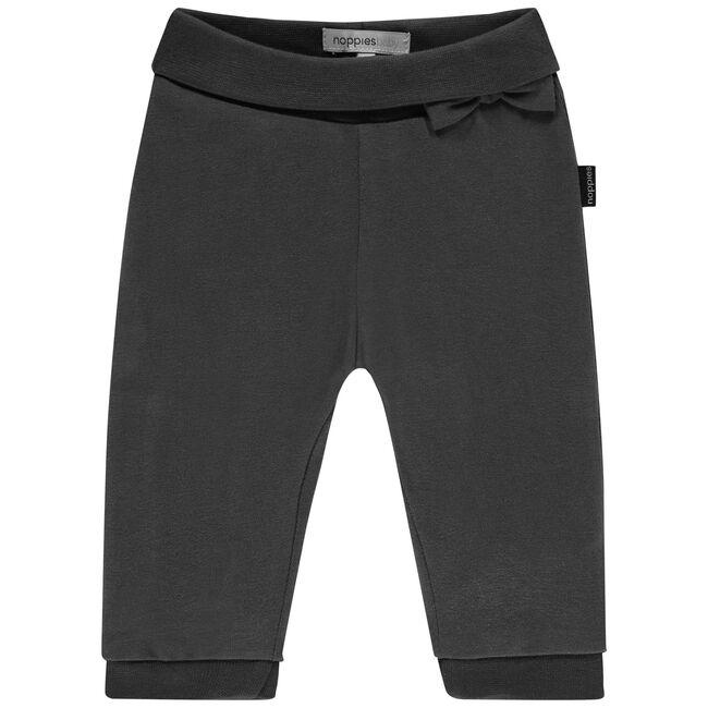 Noppies meisjes broek - Graphite Grey