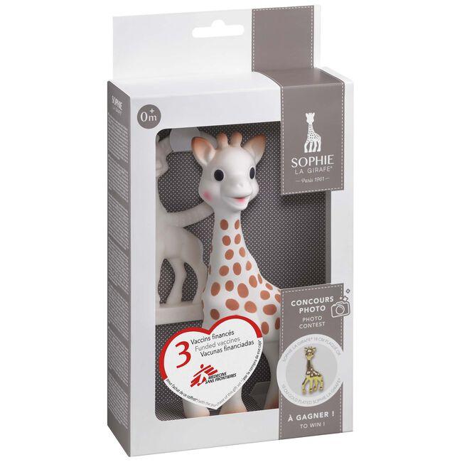 Sophie de Giraf geschenkset -
