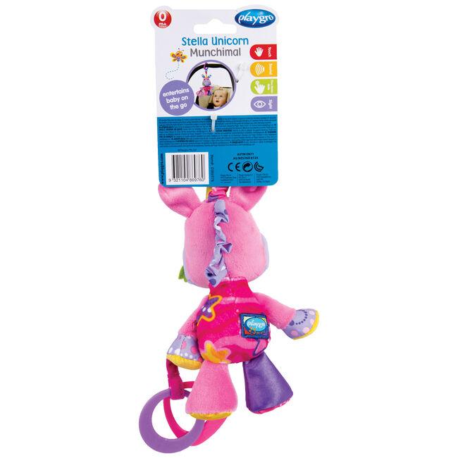 Playgro Stella Unicorn munchimal -