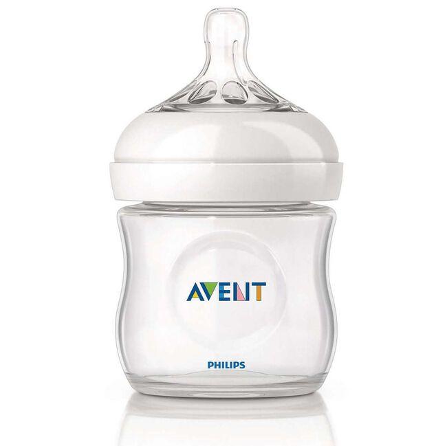 Philips Avent handkolf met fles -