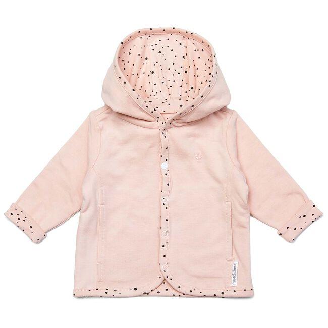 Noppies newborn meisjes jasje - Pink