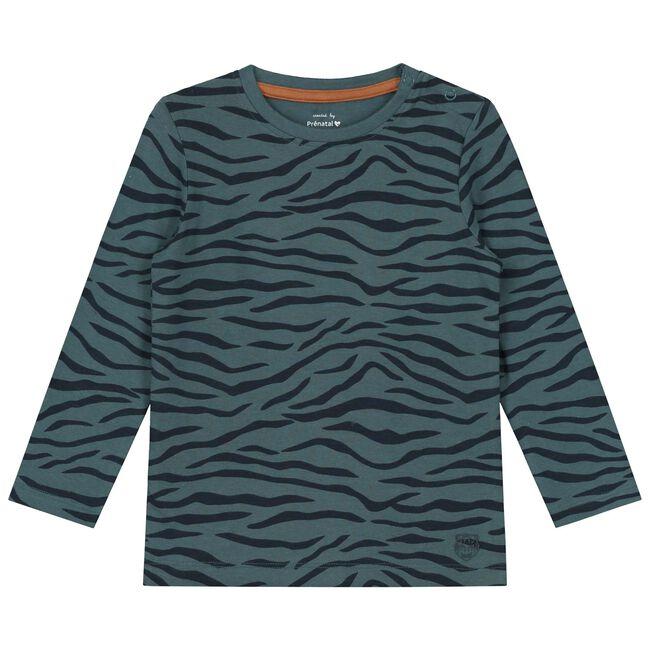 Prénatal peuter jongens t-shirt - Medium Blue