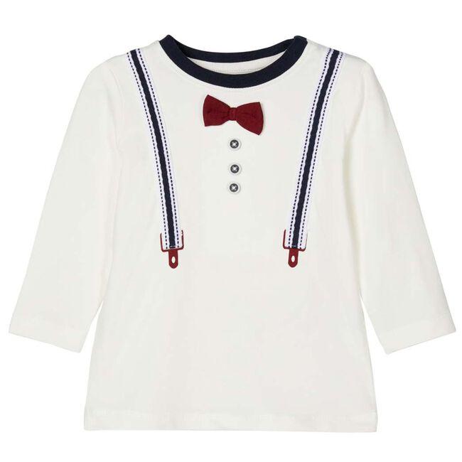 Name it jongens t-shirt - Off-White