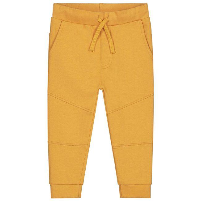 Prénatal peuter jongens broek - Spice Yellow