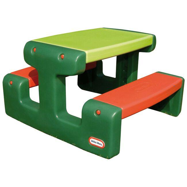 Little Tikes picknicktafel groen - Midgreen