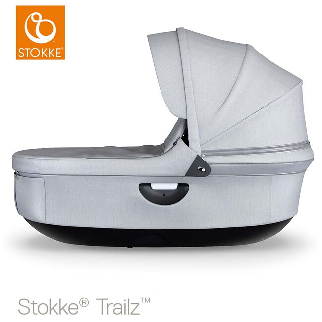 Stokke Trailz reiswieg - Grey Melee Light