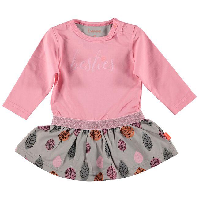 Bess meisjes jurk - Pink