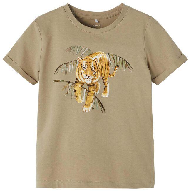 Name it peuter T-shirt - Sandbrown