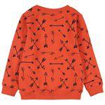 Name it peuter jongens sweater - Orange