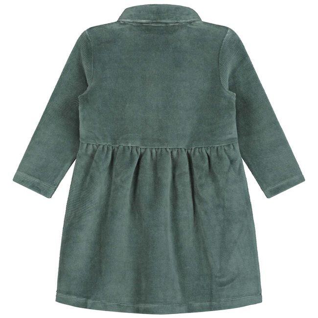 Prénatal peuter meisjes jurk - Light  Bottle Green
