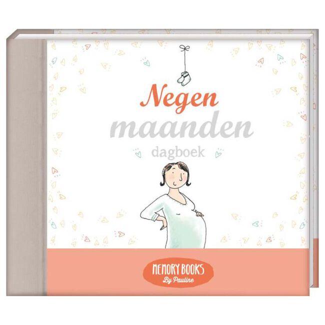 Pauline Oud Memory negen maanden dagboek - Multi