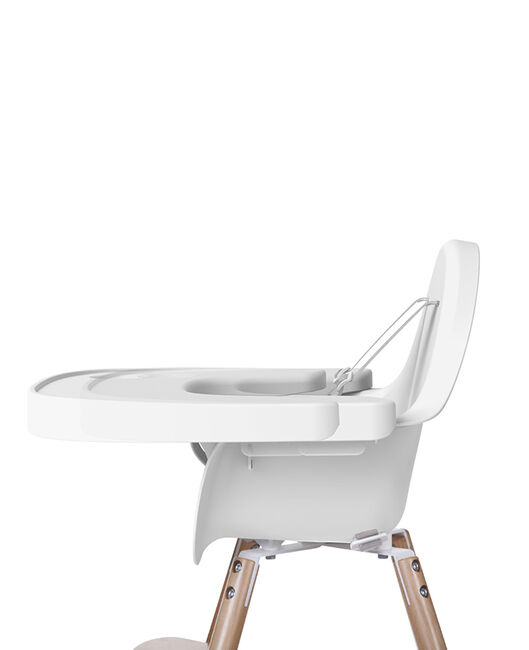 Childwood Evolu 2 tafelblad wit - White