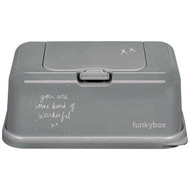 Funkybox doekjesdoos voor billendoekjes -