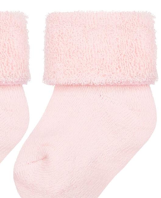 Prénatal baby sokjes 2 stuks - Powder Pink