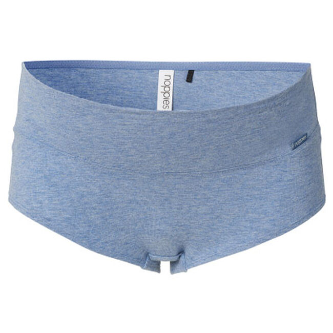 Noppies zwangerschapsshort - Light Blue