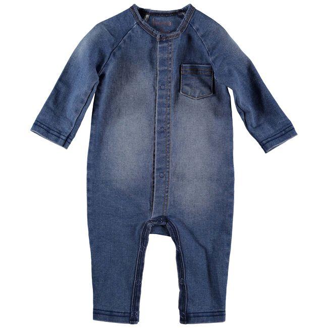 Bess baby jongens ééndelig pak - Stonegrey