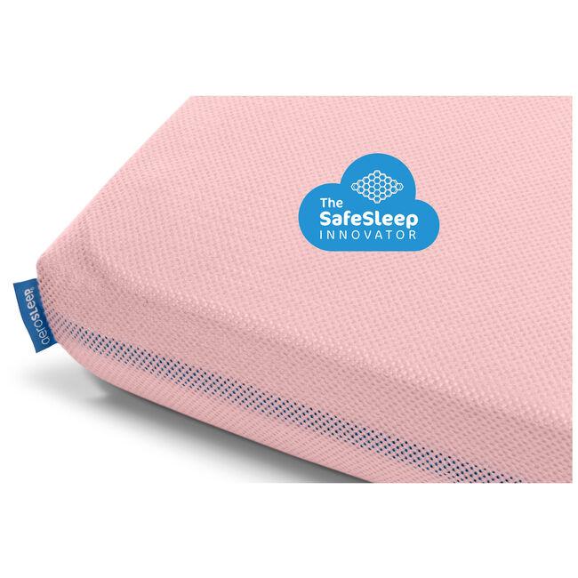Aerosleep hoeslaken ledikant roze - Light Pink