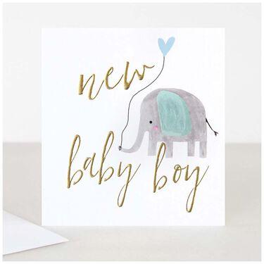 MapPublishing kaartserie Caroline Gardner 'New Baby Boy Elephant' -