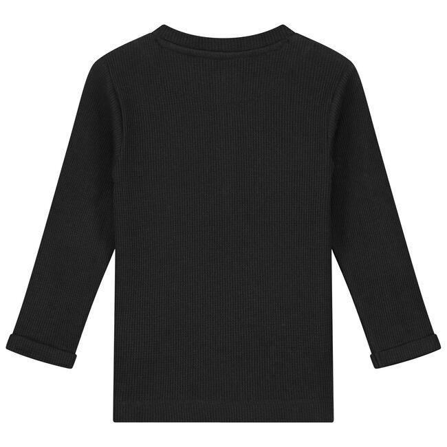 Prénatal baby shirt - Night Black